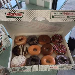 Donas de Krispy Kreme